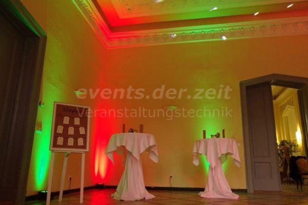 ADJ TriPar Profile LED Spot Verleih Vermietung Harz 4 Anwendungsbeispiel