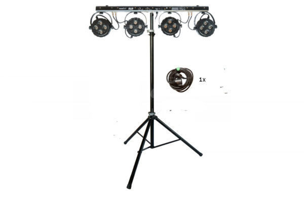 Lichtanlage 1 KLS150 Lichttechnik Verleih Vermietung Harz 1