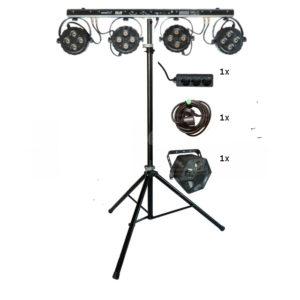 Lichtanlage 2 KLS150 Lichttechnik Verleih Vermietung Harz Wernigerode 1