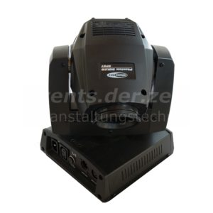Showtec Phantom 50 LED Moving Head Verleih Vermietung Harz 1