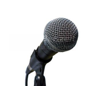 Shure SM58 Mikrofon Verleih Vermietung Harz