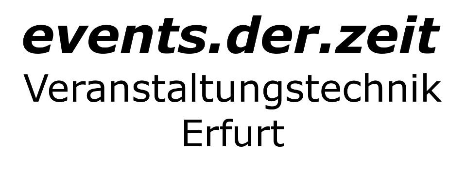 Veranstaltungstechnik Erfurt