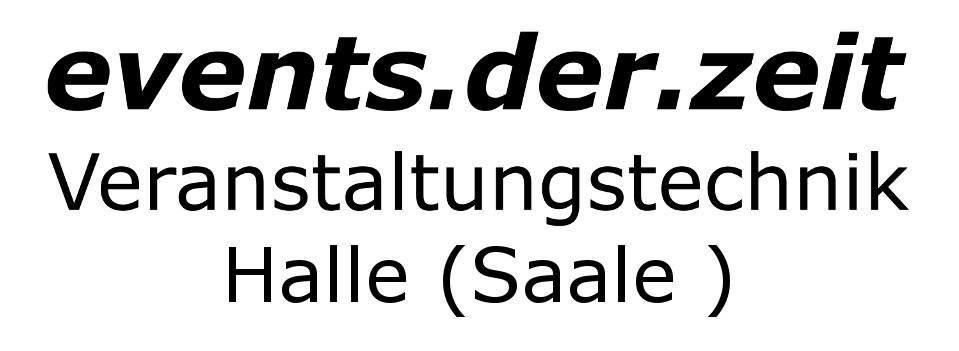 Veranstaltungstechnik Halle (Saale)