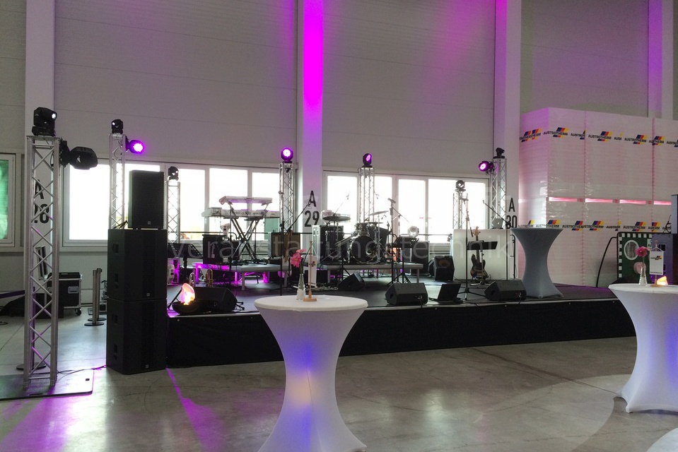 Veranstaltungstechnik Hannover