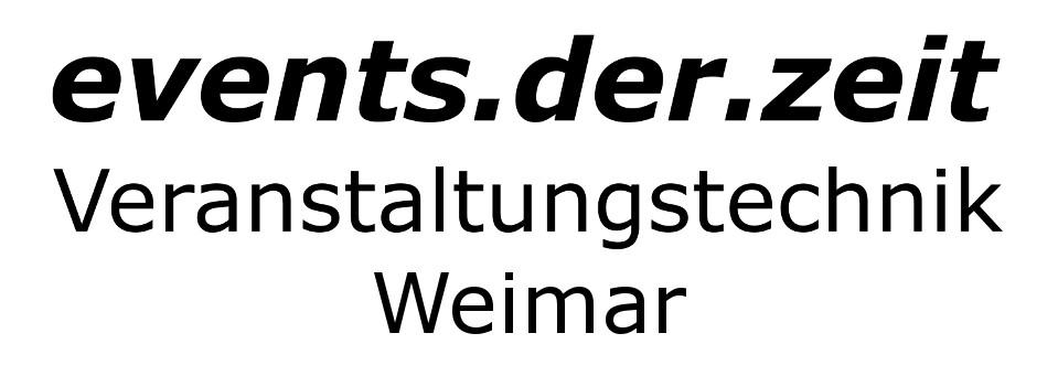 Veranstaltungstechnik Weimar